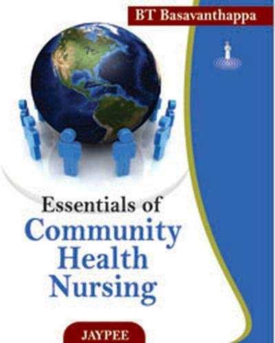 Essentials of Community Health Nursing: B.T. Basavanthappa