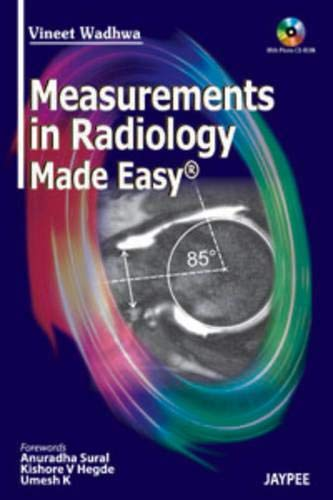 9789350252642: Measurements in Radiology Made Easy
