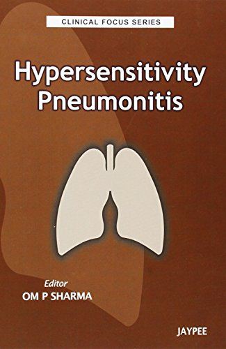 9789350252697: Hypersensitivity Pneumonitis (Clinical Focus)