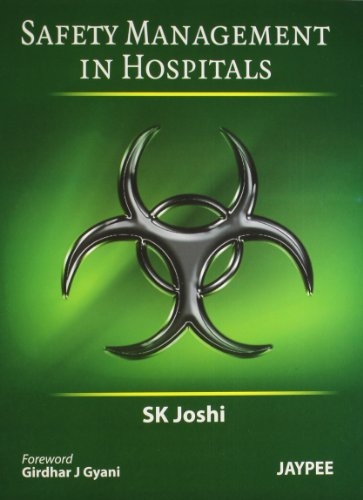 9789350255025: Safety Management in Hospitals
