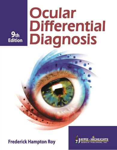 9789350255711: Ocular Differential Diagnosis (Ocular Differential Diagnosis (Roy))