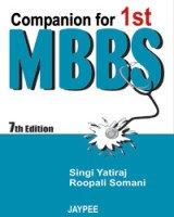 9789350258064: Companion for 1st MBBS