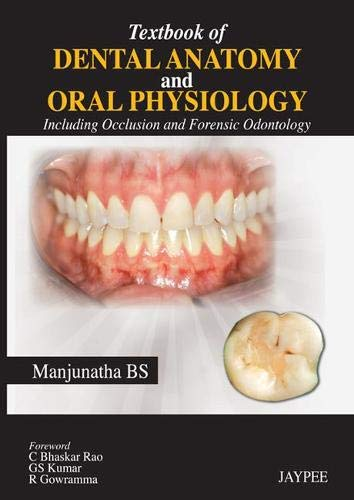 9789350259955: Textbook of Dental Anatomy and Oral Physiology