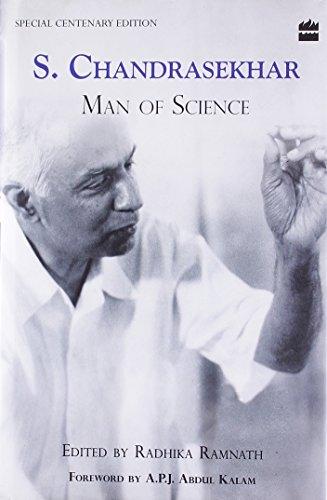 S. Chandrasekhar: Man of Science: Radika Ramnath