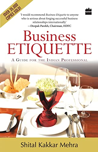 9789350291085: Business Etiquette: A Guide for the Indian Professional