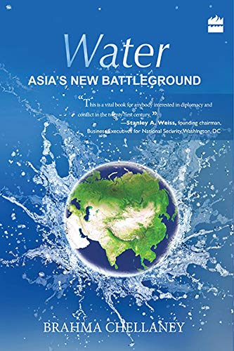 Water Asia's New Battle Ground: Brahma, Chellane