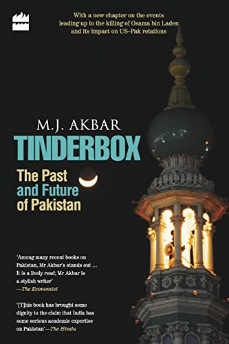 9789350291948: Tinderbox:: The Past and Future of Pakistan