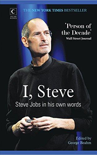 9789350292006: I, Steve; Steve Jobs in his own words