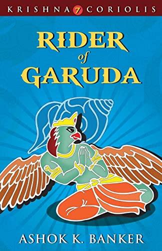 9789350293195: Rider of Garuda