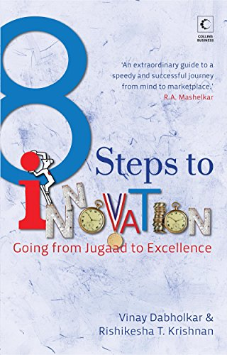 9789350293584: 8 Steps To Innovation : Going From Jugaad To Excellence