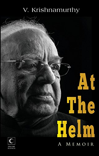 9789350298596: At The Helm : A Memoir