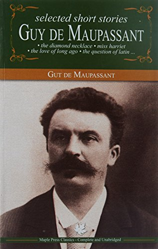 Selected Stories Guy Maupassant Abebooks