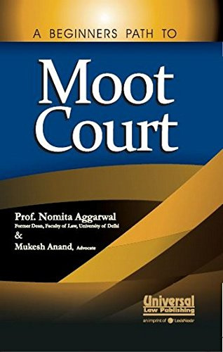 9789350350560: A Beginners Path to Moot Court