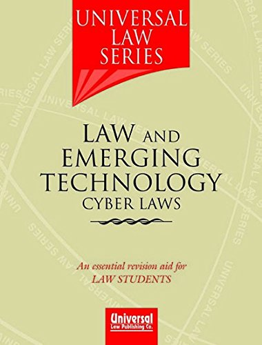 9789350350607: Law and Emerging Technology Cyber Laws
