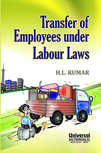 9789350350652: Transfer of Employees Under Labour Laws