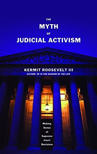 9789350350935: The Myth of Judicial Activism