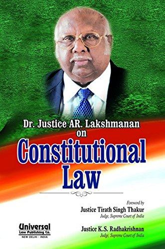 9789350351680: Constitutional Law