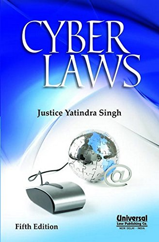 9789350351802: Cyber Laws