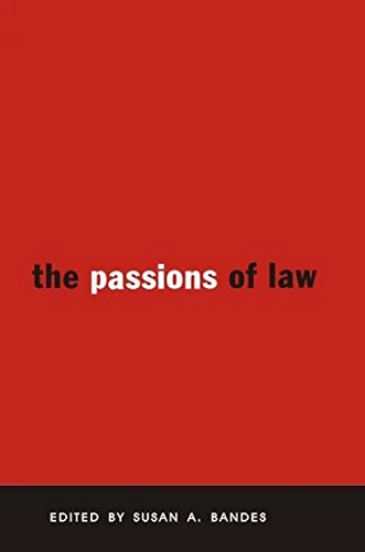 9789350351895: The Passions of Law