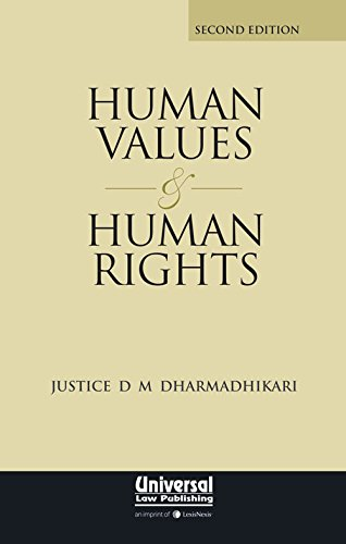 Human Values and Human Rights: Justice D M