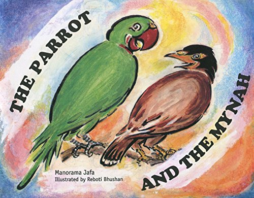 The Parrot and the Mynah (English) (Paperback): Manorama Jafa