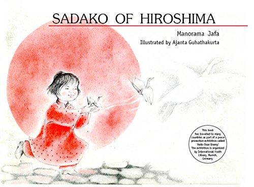 Sadako of Hiroshima (Paperback): Manorama Jafa