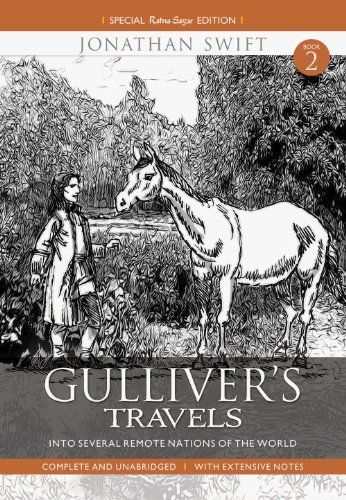 gullivers travels 2 essay Essay 2 gulliver's travels is the story of one man's journey to hating humankind it poses as a parody of traditional travel log literature, while simultaneously representing the satire of human nature.