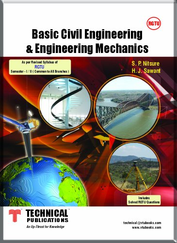 9789350380109: BASIC CIVIL ENGINEERING AND ENGINEERING MECHANICS