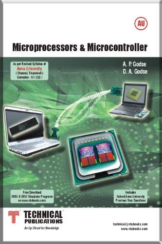 9789350380116: MICROPROCESSORS & MICROCONTROLLER