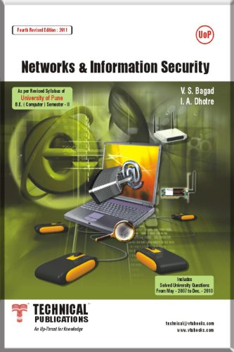 NETWORKS AND INFORMATION SECURITY: V.S.BAGAD