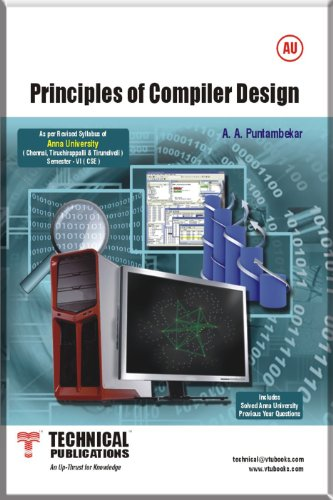 9789350380215: Principles of compiler design