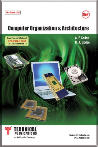 9789350381021: COMPUTER ORGANISATION AND ARCHITECTURE