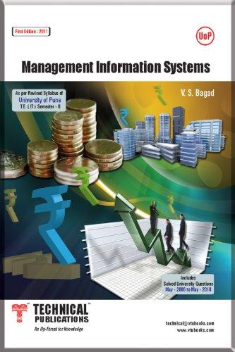 MANAGEMENT INFORMATION SYSTEMS: V.S.BAGAD