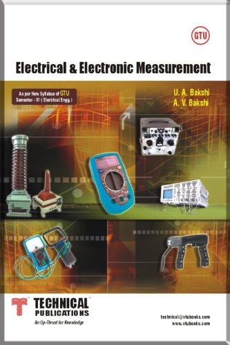 9789350381809: ELECTRICAL & ELECTRONIC MEASUREMENT