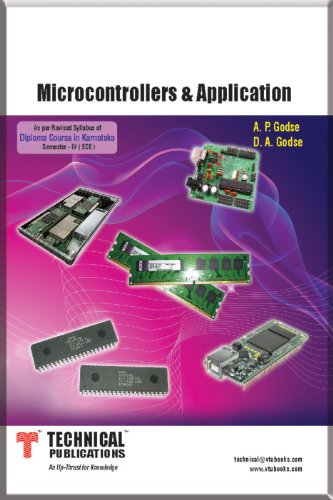 Microcontrollers and Its Applications: A.P. Godse,D.A. Godse