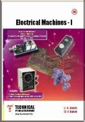 U A Bakshi Electrical Machines Ebook