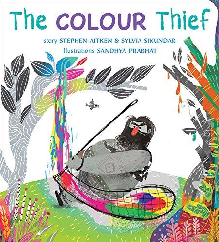 9789350469897: The Colour Thief