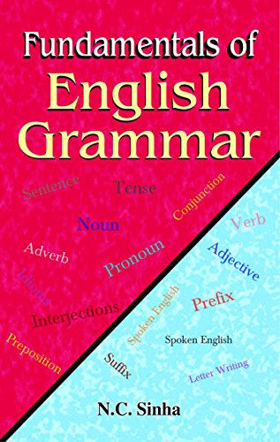 9789350481981: Fundamentals of English Grammar