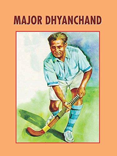Major Dhyan Chand: Kumkum Khanna