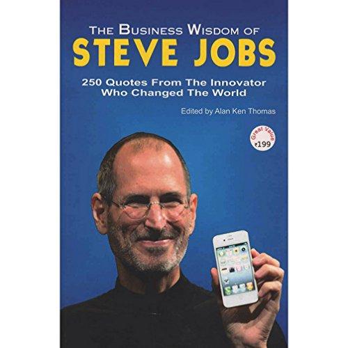 9789350492185: The Business Wisdom of Steve Jobs