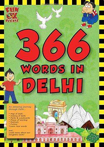 9789350492536: 366 Words In Delhi