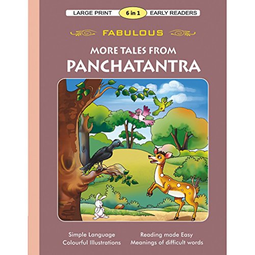 9789350494356: Fabulous More Tales from Panchatantra