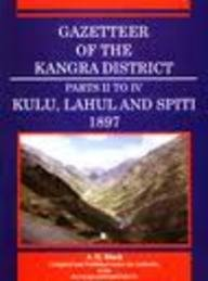 Gazetteer of the Kangra District (Part II: Diack; A.