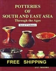 Potteries of South and East Asia Through: edited by D.P.