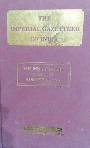 9789350502778: The Imperial Gazetteer of India (Set of 26 Vols)