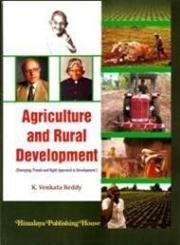 Agriculture and Rural Development: Venkata Reddy, K.