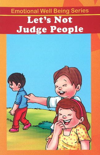 Let's Not Judge People: Discovery Kidz