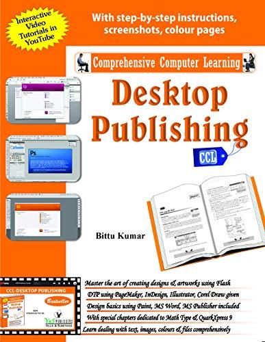 Desktop Publishing: Bittu Kumar