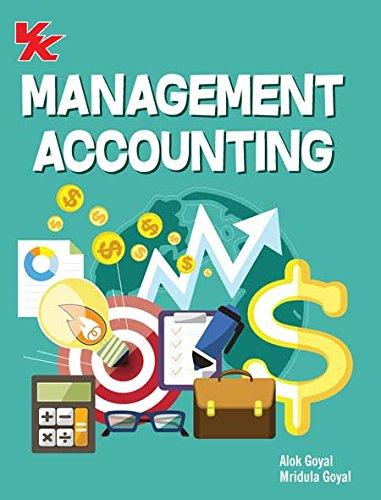 9789350584705: Management Accounting SEM-V
