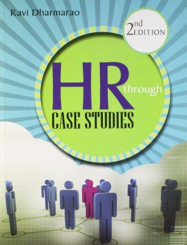 9789350623176: HR through Case Studies